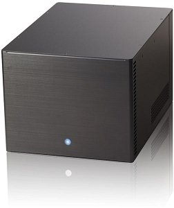 Fractal Design Array R2, mini-DTX/mini-ITX (FD-CA-ARRAYR2-BL-NOPSU)