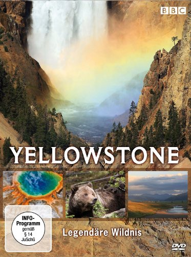 Yellowstone - Legendäre Wildnis (Blu-ray) -- via Amazon Partnerprogramm