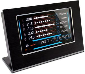 NZXT Sentry LXE, external fan control 5-channel (SENLXE-001)