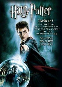 Harry Potter Box (Filme 1-5)