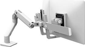 Ergotron HX Desk Dual monitor Arm white (45-476-216)