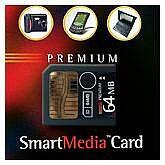 BestMedia Platinum SmartMedia Card (SM) Premium 64MB (001 00155)