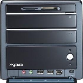 Shuttle XPC SB81P Mini-Barebone Alu [Sockel 775/200/3.60GHz/dual PC-3200 DDR]