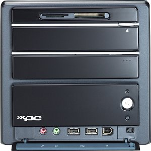 Shuttle XPC SB81P Mini-Barebone aluminium (Socket 775/200/3.60GHz/dual PC-3200 DDR)