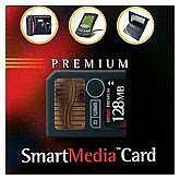 BestMedia Platinum SmartMedia Card (SM) Premium 128MB (001 00156)