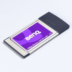 BenQ Wireless LAN Adapter PCMCIA (AWL-100)