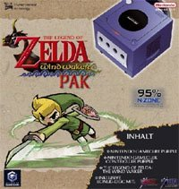 Nintendo GameCube - Zelda Pack (GC)