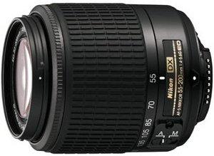 Nikon AF-S DX 55-200mm 4.0-5.6G ED schwarz (JAA793DC)