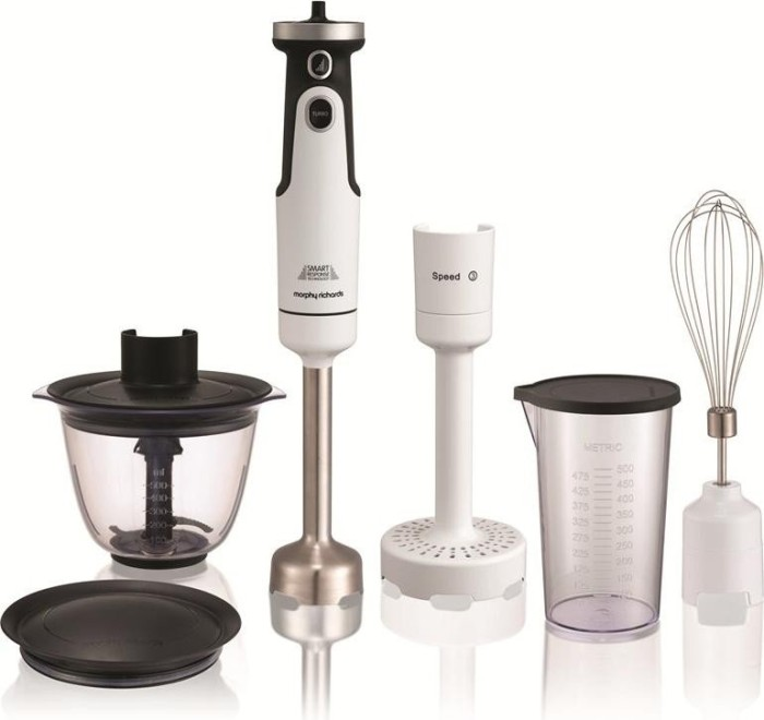 Morphy Richards Glen Dimplex total Control hand blender set (402052EE)