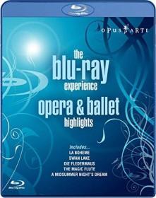 Opera And Ballet Highlights (Blu-ray)