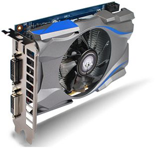 KFA² GeForce GTX 650 Ti EX OC, 1GB GDDR5, 2x DVI, mini HDMI (65IGH8DL7AXX)