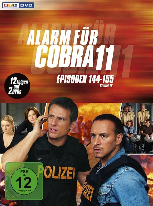 Alarm für Cobra 11 Staffel 18