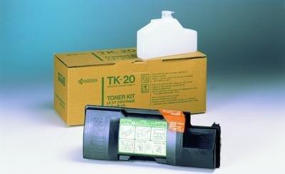 Kyocera TK-20 Toner black (370PV006)