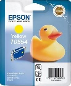 Epson Tinte T0554 gelb (C13T05544010)