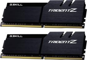 G.Skill Trident Z schwarz/schwarz DIMM Kit 16GB, DDR4-4400, CL19-19-19-39 (F4-4400C19D-16GTZKK)