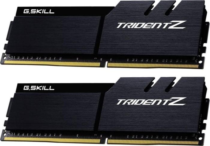 G.Skill Trident Z black/black DIMM kit 16GB, DDR4-4400, CL19-19-19-39 (F4-4400C19D-16GTZKK)