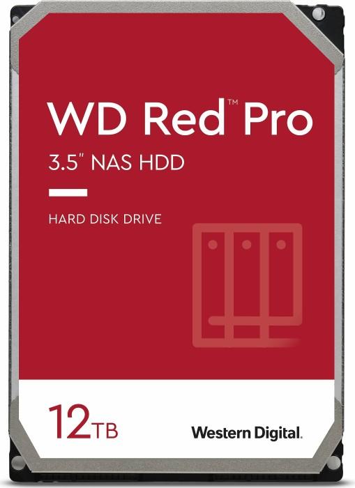 """Western Digital WD Red Pro 12TB, 3.5"""", SATA 6Gb/s (WD121KFBX)"""