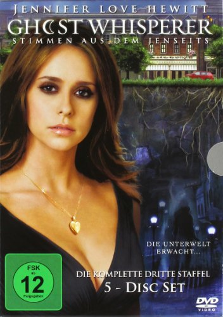 Ghost Whisperer Season 3 -- via Amazon Partnerprogramm