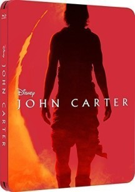 John Carter (3D) (Blu-ray) (UK)