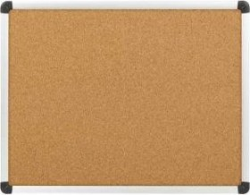 Nobo Kork-Notiztafel Klassisch 90x120cm, braun (1900920)