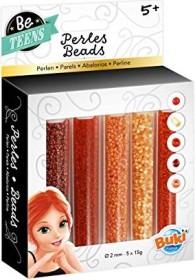 Buki Bead Tubes red (PE004)