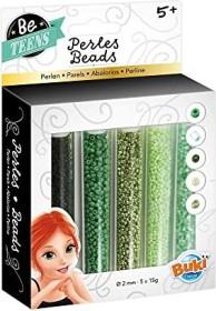 Buki Bead Tubes green (PE005)