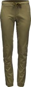 Black Diamond Notion climbing trousers long sergeant (ladies) (APGL08-3007)
