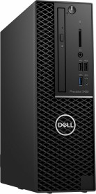 Dell Precision 3431 SFF Workstation, Core i7-9700, 16GB RAM, 256GB SSD, Quadro P620 (58WR8)