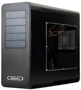SilverStone Fortress FT02 USB 2.0 black with side panel window (SST-FT02B-W)