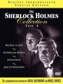 Sherlock Holmes Collection Vol. 4
