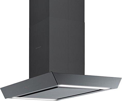 Silverline vela isola premium schwarz insel dunstabzugshaube ab