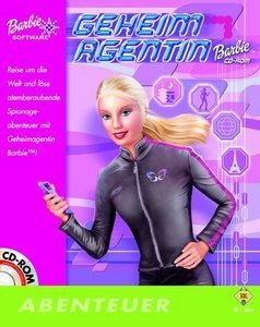Barbie als Geheimagentin (deutsch) (PC)