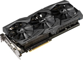 ASUS ROG Strix Radeon RX 590, ROG-STRIX-RX590-8G-GAMING, 8GB GDDR5, DVI, 2x HDMI, 2x DP (90YV0CF0-M0NA00)