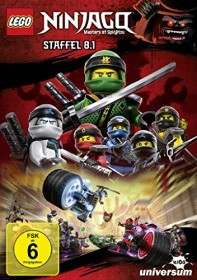 LEGO Ninjago Season 8.1