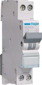 Hager Leitungsschutzschalter (MLN516)