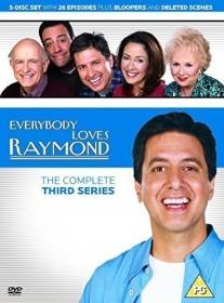 Everybody Loves Raymond Season 3 (UK)