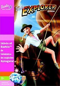 Barbie Explorer (niemiecki) (PC)
