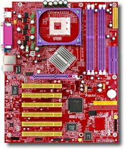 Soltek SL-865G, i865G (dual PC-3200 DDR)