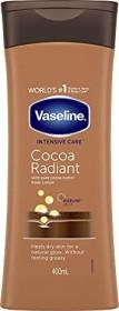 Vaseline Cocoa Radiant Lotion, 400ml