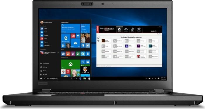 Lenovo ThinkPad P52, Core i7-8750H, 8GB RAM, 256GB SSD (20M9001FGE)