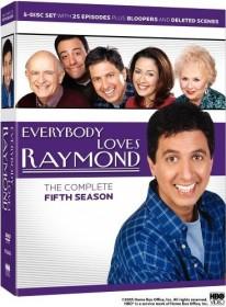 Everybody Loves Raymond Season 5 (DVD) (UK)