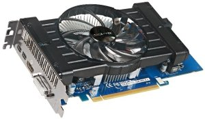 Gigabyte Radeon HD 7770 GHz Edition, 1GB GDDR5, DVI, HDMI, 2x mini DisplayPort (GV-R777D5-1GD)