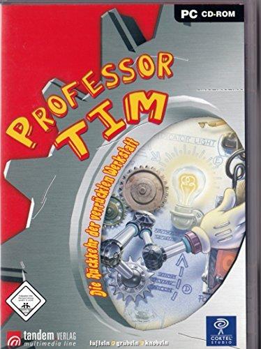 Professor Tims Rückkehr der verrückten Werkstatt (niemiecki) (PC) -- via Amazon Partnerprogramm