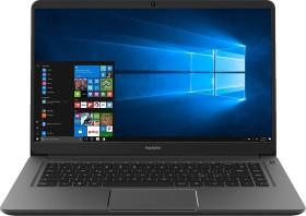 Huawei MateBook D 15 Space Grey (2018), Core i5-8250U, 8GB RAM, 128GB SSD, 1TB HDD, PL (53010CEP)