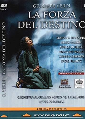 Giuseppe Verdi - La Forza Del Destino -- via Amazon Partnerprogramm