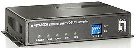 Level One VDS-0201, 100Base-TX auf VDSL2, Annex-B
