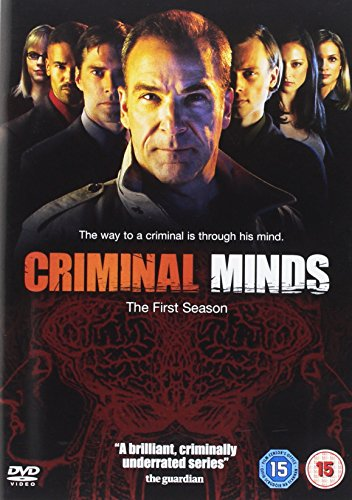 Criminal Minds Season 1 (UK) -- via Amazon Partnerprogramm