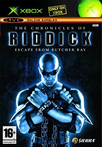 The Chronicles of Riddick - Escape from Butcher Bay (deutsch) (Xbox) -- via Amazon Partnerprogramm