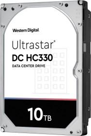 Western Digital Ultrastar DC HC330 10TB, SE, 512e, SATA 6Gb/s (WUS721010ALE6L4 / 0B42266)
