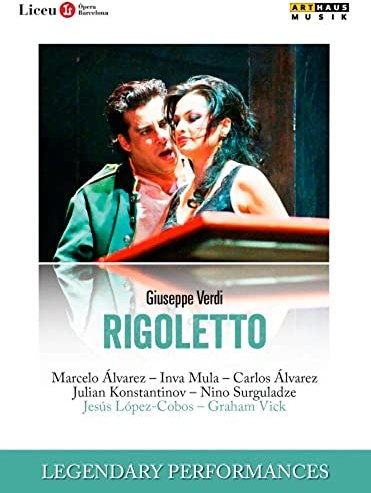 Giuseppe Verdi - Rigoletto -- via Amazon Partnerprogramm